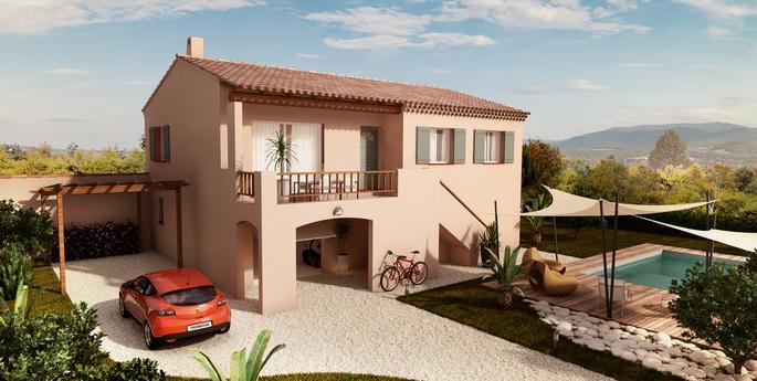 Villa Ambre - Génération classique - La provençale