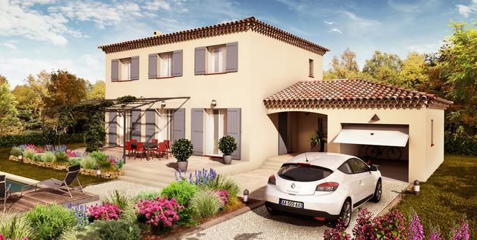 Villa Bastide - Génération Classique - la Provençale