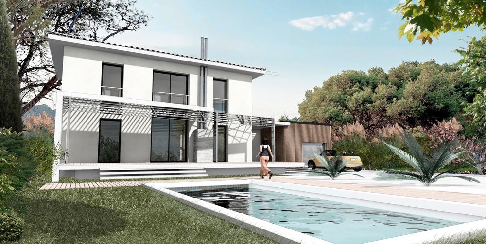 Villa Alpha - Génération Design - la Provençale