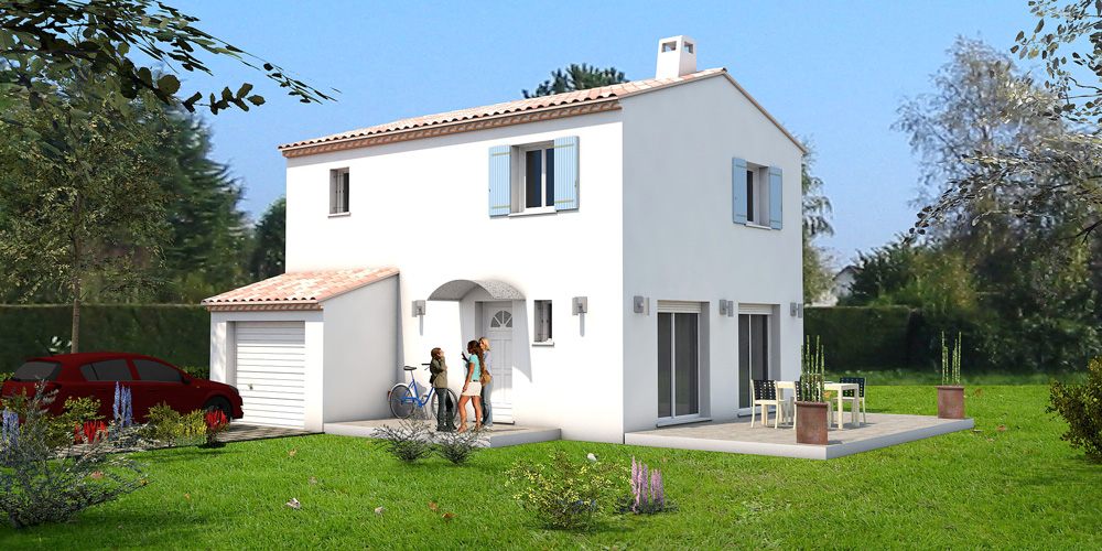 Villas Ventoux - Génération First - La Provençale