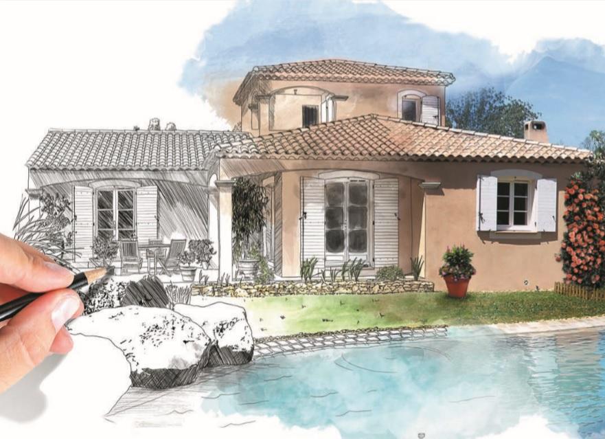 Nos Plans Et Modeles De Maisons Villas La Provencale