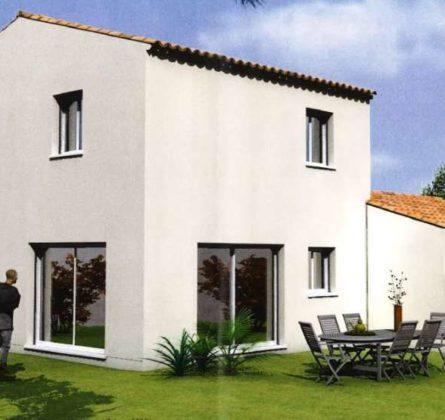 MAISON + TERRAIN à SAINT MARTIN DE CRAU - constrcuteur de maison - Villas la Provençale