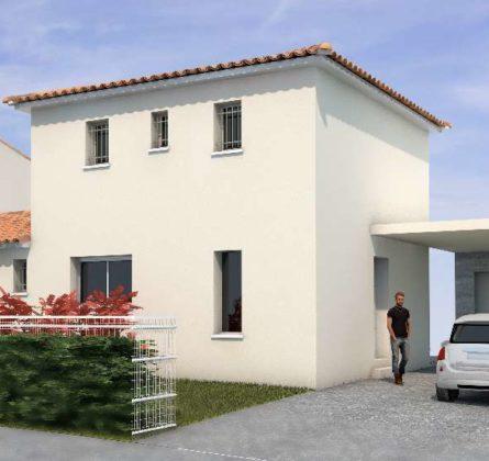 Programme sur la commune de BELLEGARDE - constrcuteur de maison - Villas la Provençale