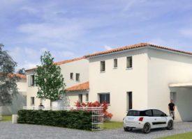 Villa neuve clés en main sur la commune de Bellegarde
