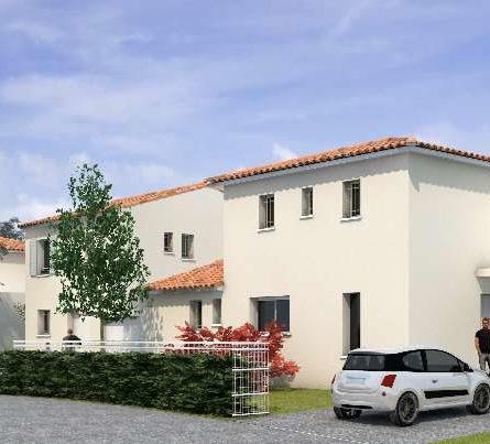 Villa neuve clés en main sur la commune de Bellegarde - constrcuteur de maison - Villas la Provençale