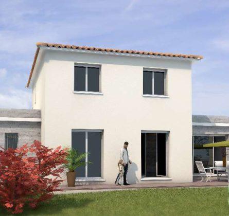 Maison neuve avec Suite Parentale sur  Bellegarde - constrcuteur de maison - Villas la Provençale