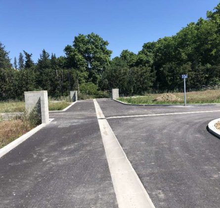 Terrain constructible Sorgues - constrcuteur de maison - Villas la Provençale