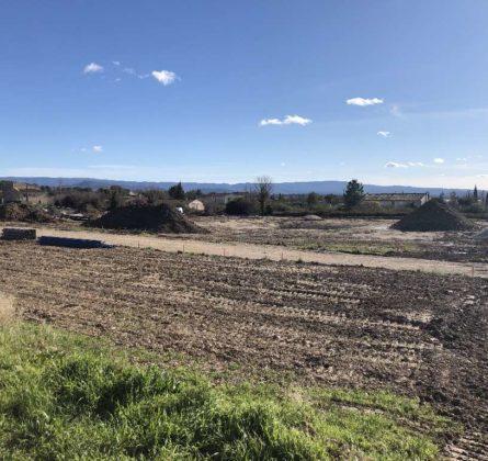 Terrain constructible Caromb - constrcuteur de maison - Villas la Provençale