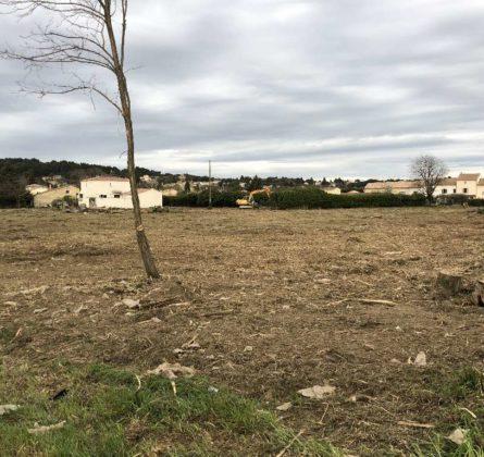 Terrain constructible Sauveterre - constrcuteur de maison - Villas la Provençale