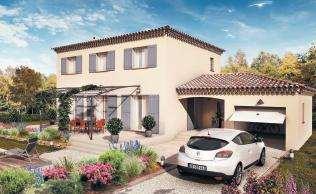 MAISON + TERRAIN à ST MITRE LES REMPARTS - constrcuteur de maison - Villas la Provençale
