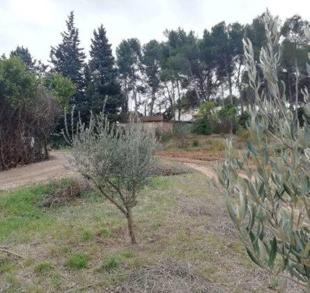 RARE  TERRAIN A VENTABREN - constrcuteur de maison - Villas la Provençale