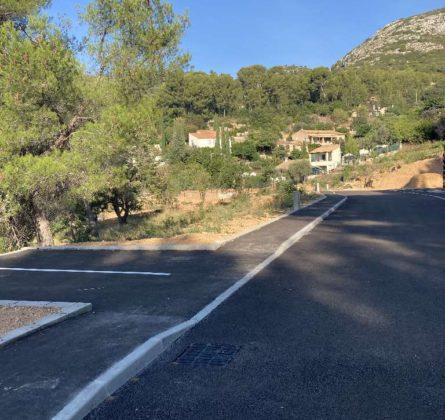 Terrain à bâtir sur la commune de la BOUILLADISSE - constrcuteur de maison - Villas la Provençale