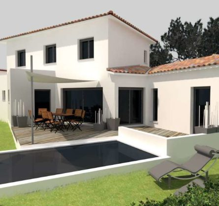 MAISON à Chateau Gombert - constrcuteur de maison - Villas la Provençale