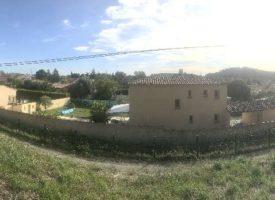 Terrain à batir sur la commune de Saint-Chamas