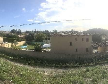 Terrain à batir sur la commune de Saint-Chamas - constrcuteur de maison - Villas la Provençale