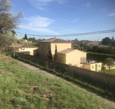 Nouveau terrain à batir sur la commune de Saint chamas - constrcuteur de maison - Villas la Provençale