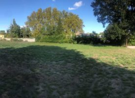 Terrain à vendre sur la commune de Pelissanne