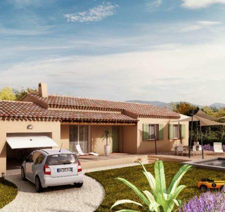 joli pavillon 3 chambres - constrcuteur de maison - Villas la Provençale