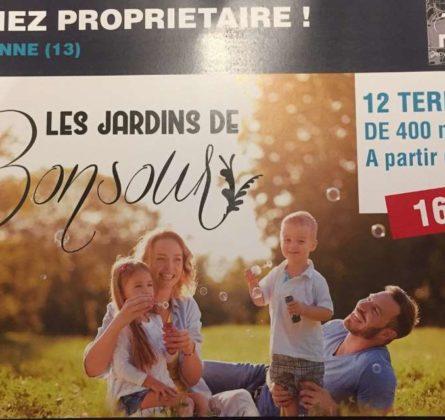 PELISSANNE RESTE 1 LOT PROFITEZ EN ??? - constrcuteur de maison - Villas la Provençale