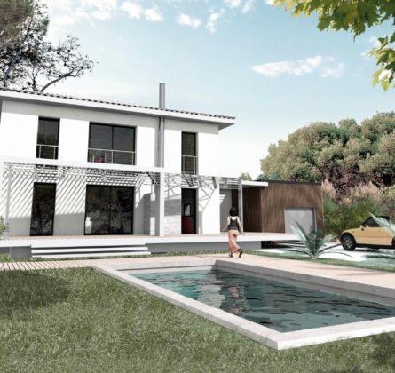 votre villa à Saint Mitres - constrcuteur de maison - Villas la Provençale