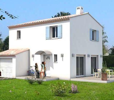 TERRAIN CONSTRUCTIBLE MIMET - constrcuteur de maison - Villas la Provençale