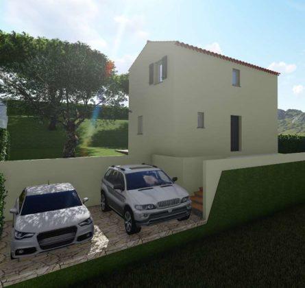 Lotissement Les bastides de Bedelin - constrcuteur de maison - Villas la Provençale