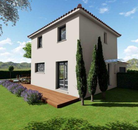 Lotissement Greasque - constrcuteur de maison - Villas la Provençale