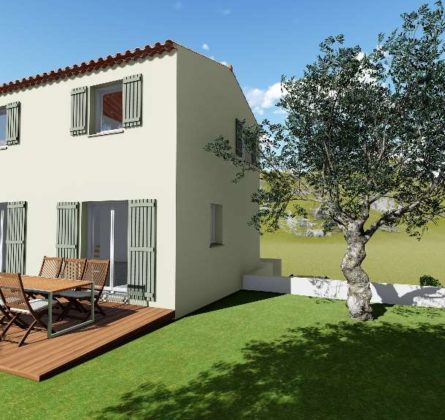 Lotissement Peypin - constrcuteur de maison - Villas la Provençale
