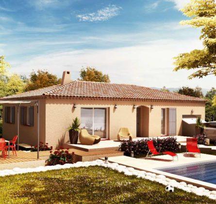 quartier résidentiel - constrcuteur de maison - Villas la Provençale