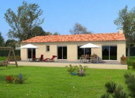 Construction d'une villa à Sénas