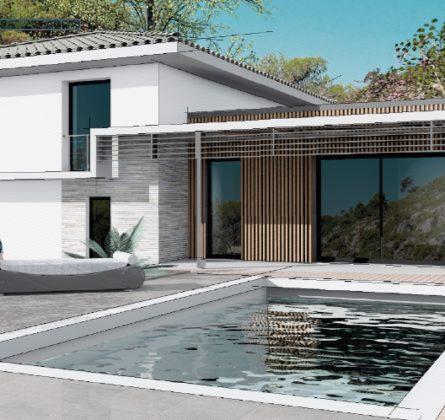 TERRAIN A BATIR 2000 M2 VENTABREN - constrcuteur de maison - Villas la Provençale