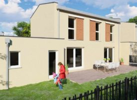 Villa avec jardin à vendre à Velleron.