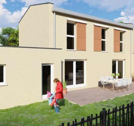 Villa avec jardin à vendre à Velleron. - constrcuteur de maison - Villas la Provençale