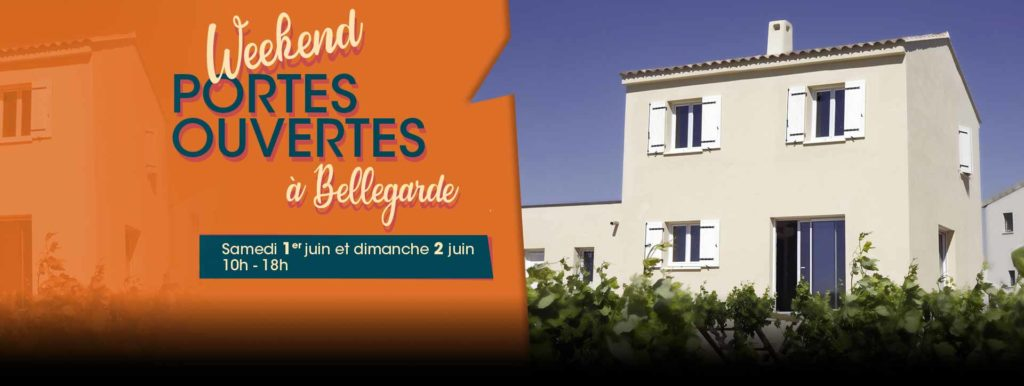 Portes ouvertes Villas la Provençale à Bellegarde