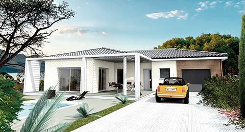 Villa Epsilon de la Génération design