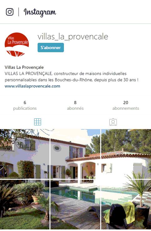 Villas la Provençale sur Instagram